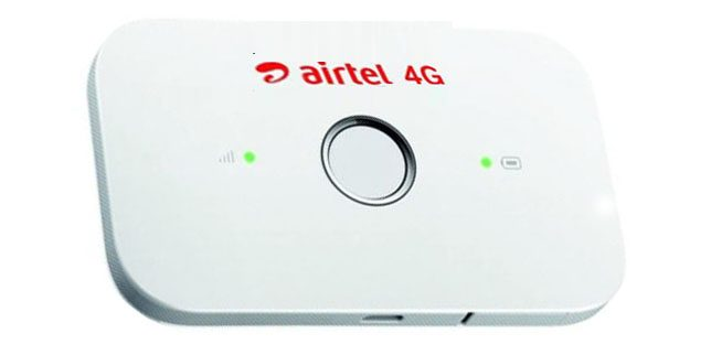 How to unlock Airtel E5573s-606 4G Router