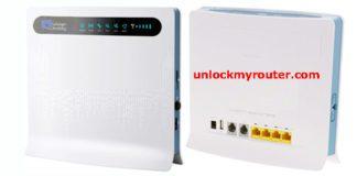 How to unlock Huawei B593u-91 Mobily