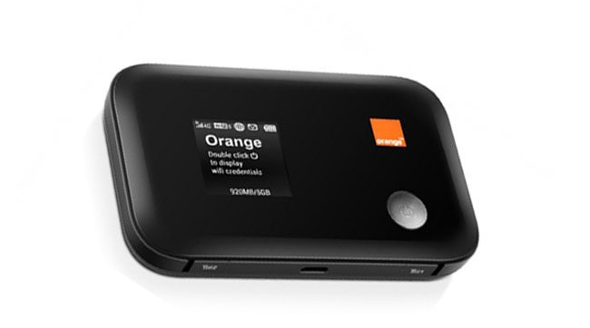 Unlock Huawei E5372 Airbox Orange WiFi Router