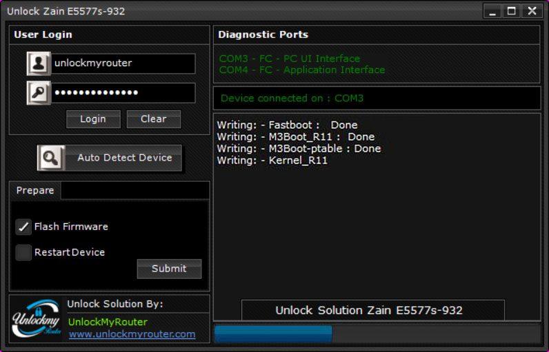 Unlock e5577s-932 new version 21.327