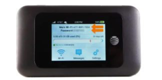 How to Unlock ZTE MF985 Wifi router