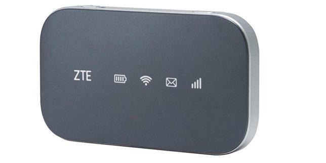 How to Unlock ZTE Z917 Wifi router