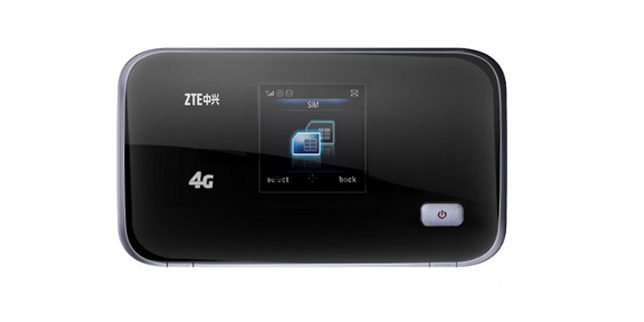 Unlock ZTE MF93 Router