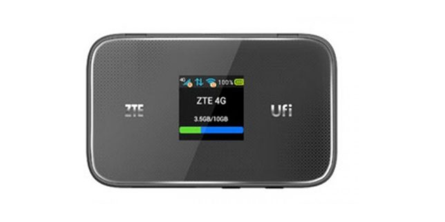 Unlock ZTE MF95 Router