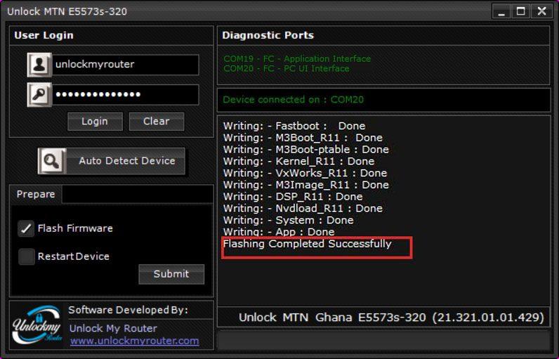 Safaricom E5573cs-322