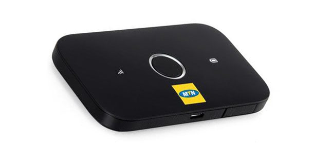MTN Cameroon E5573s-856 Router