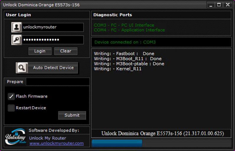 Dominica Orange E5573s-156