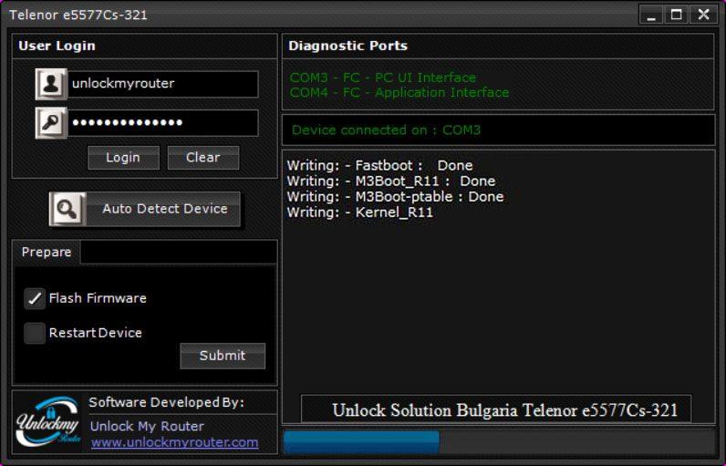 Unlock Telenor E5577Cs-321