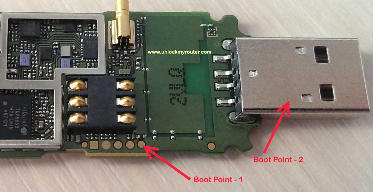 E3372h Bootpoints