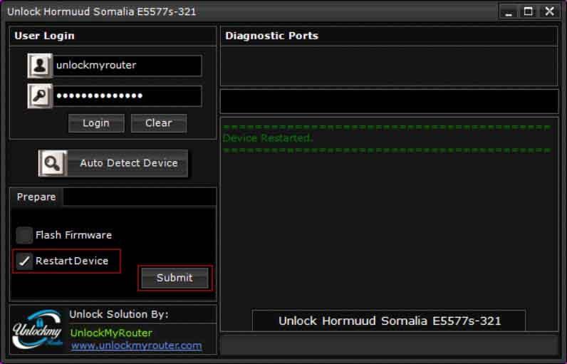 Hormuud Somalia E5577s-321