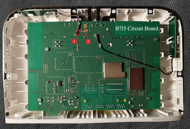 B715s-23c Boot Points